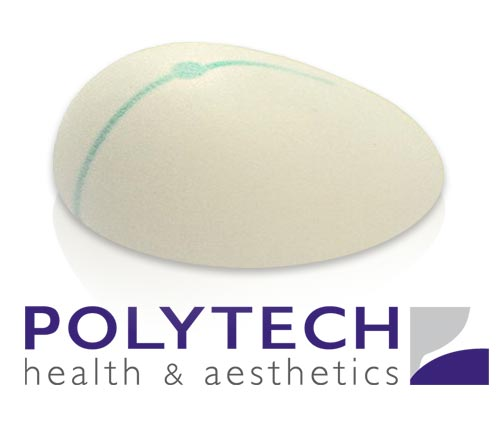 breast anatomical polyurethane