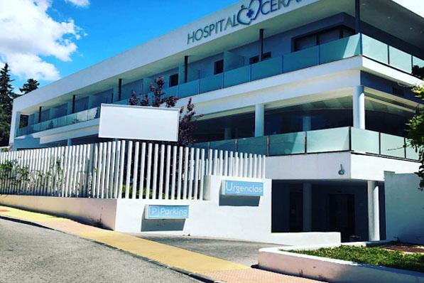 Hospital CERAM - building