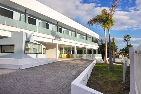 Hospital CERAM - entrada