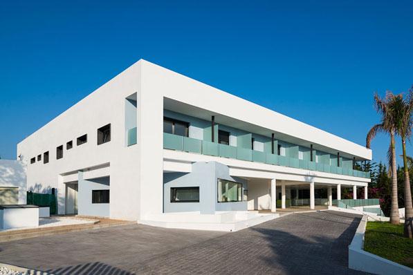 Hospital CERAM - fachada