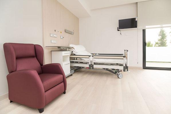 Hospital CERAM - habitación
